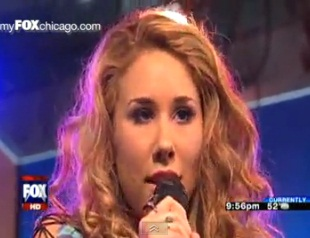 """American Idol"" Haley Reinhart Excited For Arlington Park Show"