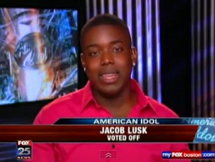 """American Idol"": Goodbye Jacob"
