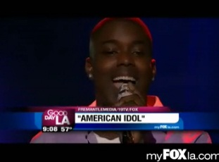 "Jacob Lusk Getting Ready For ""American Idol"" Tour"