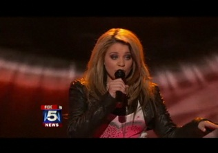 "Georgia Girl Lauren Alaina Makes ""American Idol"" Top 13"