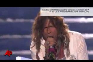 """Steven Tyler Rocks """"American Idol"""" Finale"""