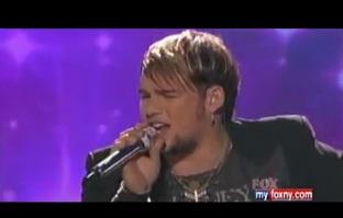 """""""American Idol"""" Top 4 Under Pressure"""