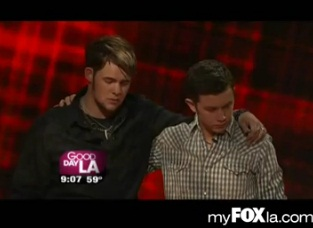 "James Durbin Talks Life After ""American Idol"""