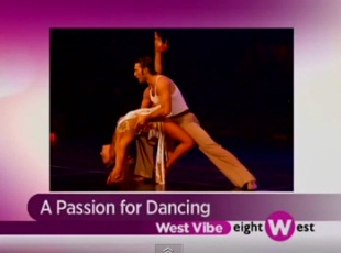 """""""Dancing with the Stars"""" Alec Mazo & Edyta Sliwinska in Grand Rapids for fundraiser"""