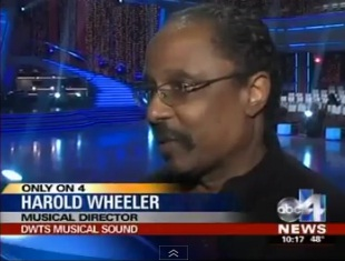 """Behind the scenes with """"Dancing With The Stars"""" musical director"""