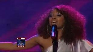"""American Idol"" Finalist Ashthon Jones"