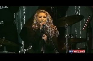 """American Idol's"" Haley Reinhart On Good Day New York"