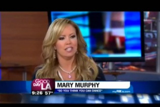 """So You Think You Can Dance"" Judge Mary Murphy on GDLA"