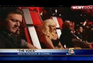 """Blake Shelton Talks About """"The Voice"""""""