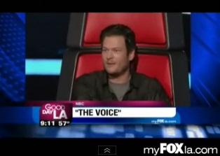 """""""The Voice"""" Judge Blake Shelton on GDLA"""