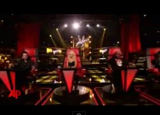 """""""The Voice"""" Contestants Speak"""
