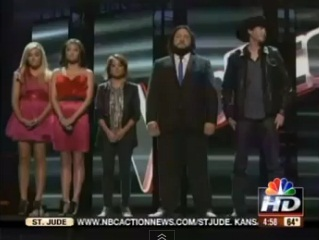 """""""The Voice"""" to announce final 4"""