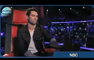 """NBC's """"The Voice"""" Gets Big Ratings"""
