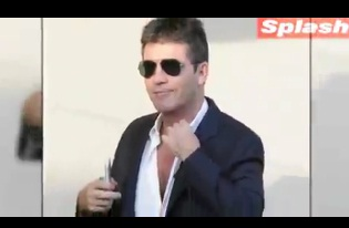 """X Factor"" Simon Cowell Apologizes To Cheryl Cole"