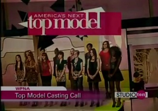 """America's Next Top Model"" casting"