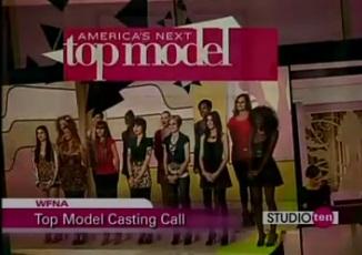 """America's Next Top Model"" casting"