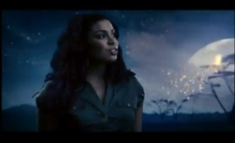 "Former ""American Idol"" Jordin Sparks' Music Video for the film ""African Cats"""