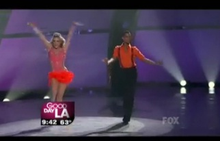 """From """"So you think you can Dance"""" Nigel Lythgoe Shakes His Stuff on GDLA"""