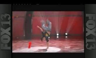 """So You Think You Can Dance"" judge Nigel Lythgoe on Utah dancer Tadd"