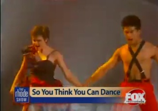 """So You Think You Can Dance"" wardrobe malfunctions"