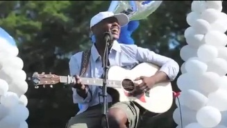 "NBC's ""The Voice"" winner Javier Colon performs"