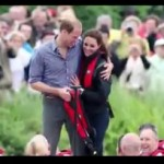 Prince William and Kate Middleton's Boat Race