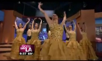 """Battle Of The Dance"" Performance on GDLA"