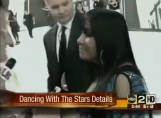 """Dancing with the Stars"" details"