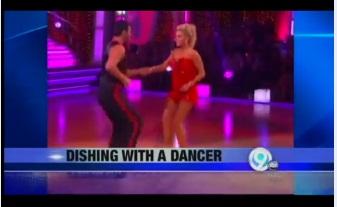 """Dancing With The Stars"" Pro Tony Dovolani – Part 1."