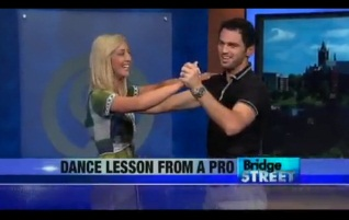"""Dancing With The Stars"" Professional Tony Dovolani – Part 2."