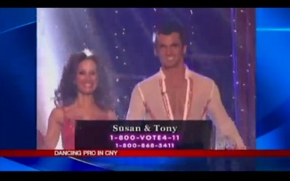 """Dancing with the Stars"" pro Tony Dovolani comes to Central New York"
