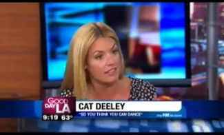 """So You Think You Can Dance's"" Cat Deeley on GDLA"