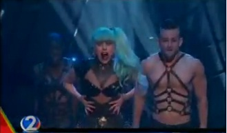 """So you think you can Dance"" Mark Kanemura talks about dancing with Gaga"