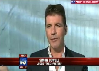 """X Factor's"" Simon Cowell: You'll See a Lot of Honesty"