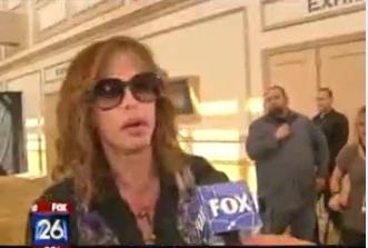 """American Idol"" Judges in Galveston"