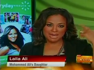 "Everyday Health with former ""Dancing with the Stars"" Laila Ali"