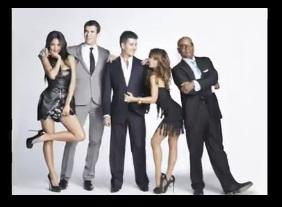 """X Factor"" Photo Shoot: All Access"