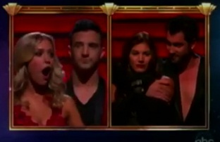 """Dancing with the Stars"" Elimination Recap"