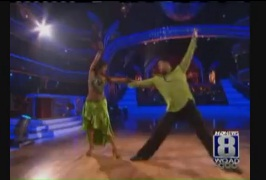 "Thom White talks ""Dancing With The Stars"" week 5"