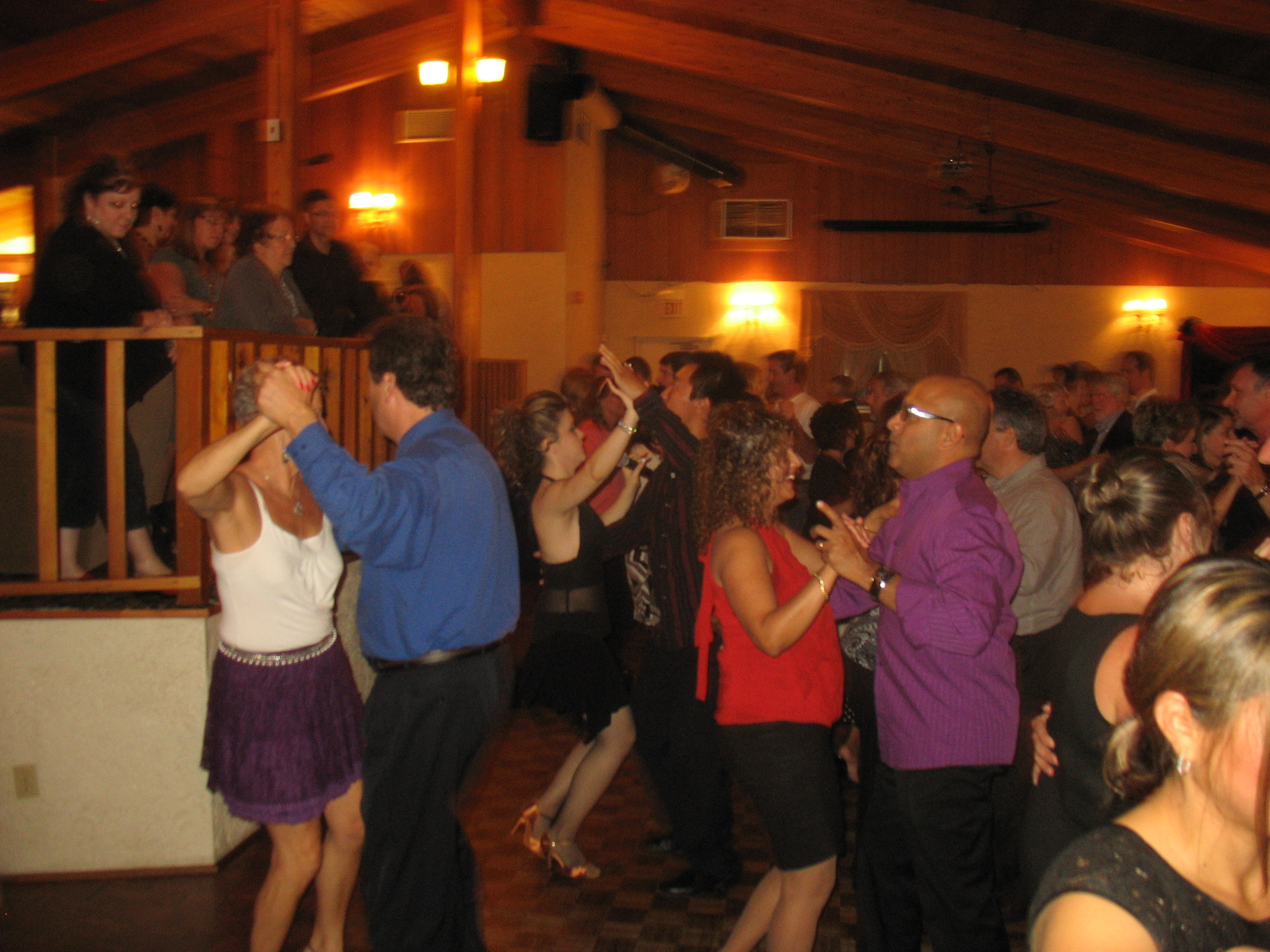 danceScape at Milton Salsa/Latin Fridays, Grand Chalet