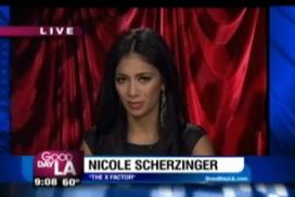 """""""X Factor's"""" Nicole Scherzinger on GDLA"""