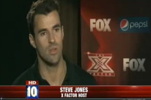 "Meet the Hot Host of ""X-Factor"""