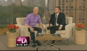 "Anderson Welcomes ""DWTS"" Chaz Bono to His Show and speaks to GDLA about the interview"