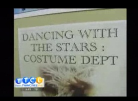 """Dancing with the Stars"" costumes"