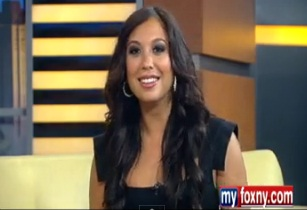 """GDNY Interview with """"Dancing with the Stars"""" Cheryl Burke"""