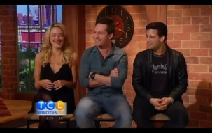 """""""Dancing With the Stars"""" Interview with the Pros"""