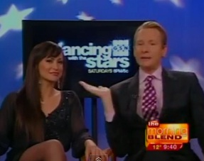 """Dancing with the Stars"" interview with Carson Kressley and Karina Smirnoff"