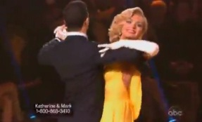 "The Stars Get Dancing As ""Dancing with the Stars"" Kicks Off"