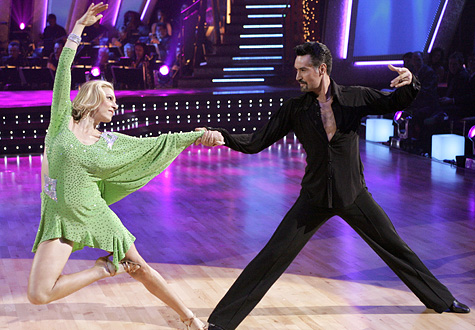 Dancing with the Stars:  Nick Kosovich