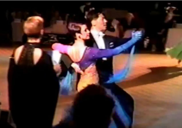Ballroom Competition Highlights (Part II) for TVCogeco, Robert Tang & Beverley Cayton-Tang